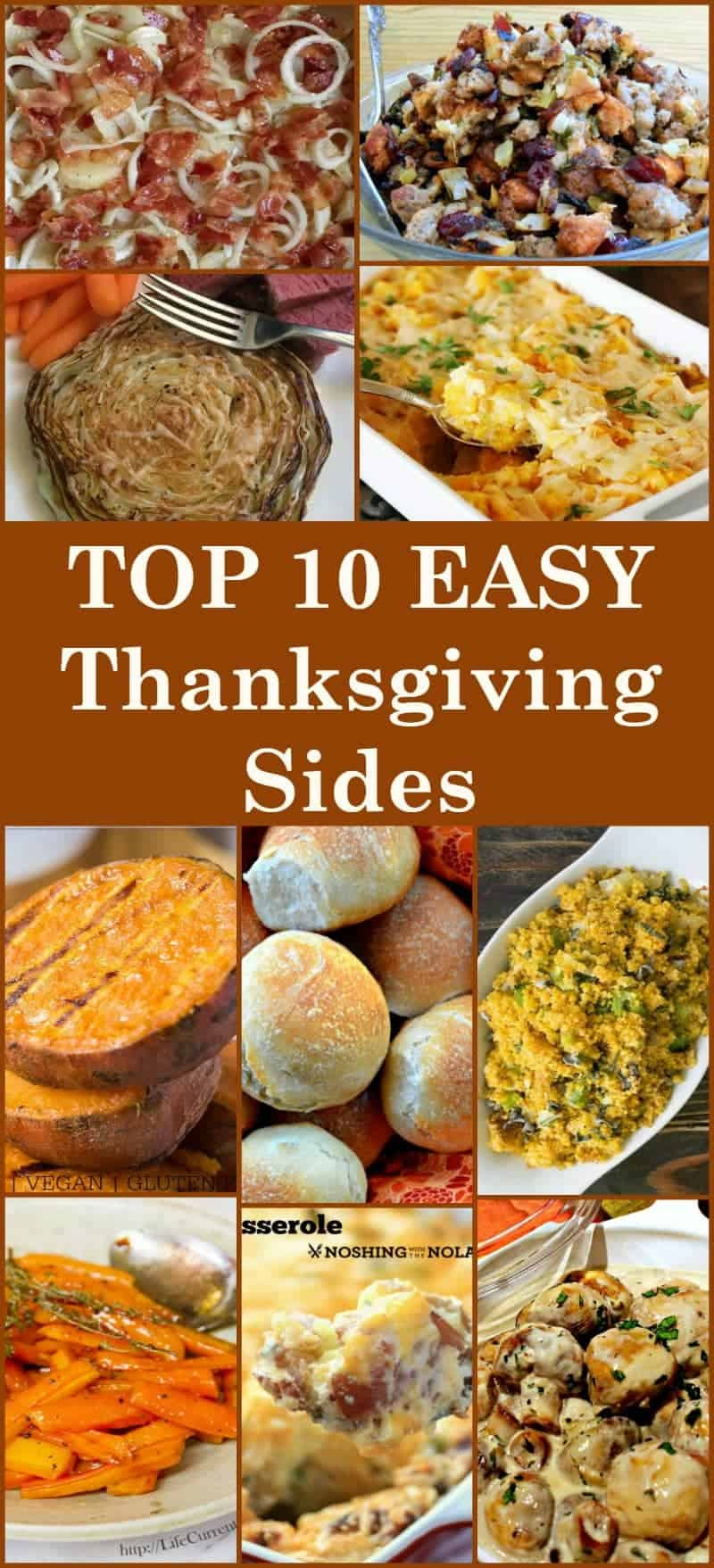 Top 10 Thanksgiving-friendly recipes, very easy and delicious. Cook them at home for Thanksgiving or Friendsgiving celebrations or any day of the year. Top 10 Thanksgiving-friendly recipes, very .