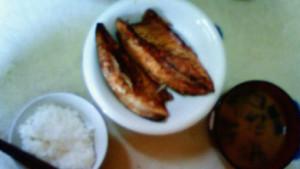 十五日目朝漁師飯