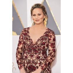 Small Crop Of Chrissy Teigen Dress