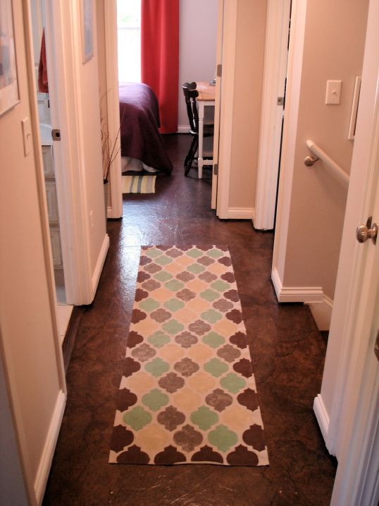 The ultimate brown paper flooring guide hallway and guest room solutioingenieria Gallery