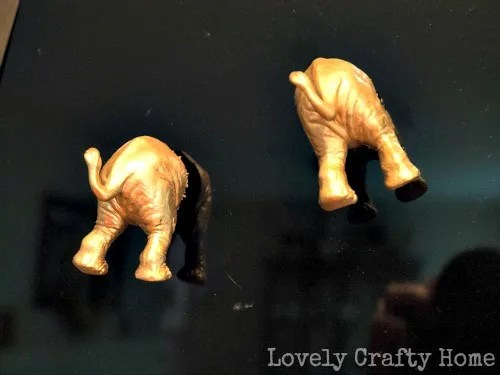 elephant butt magnets