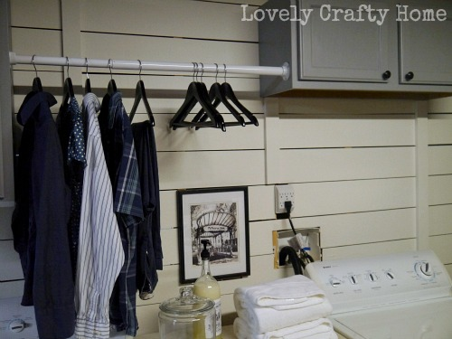 laundry room makeover 3