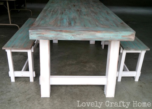 shabby chic paint tutorial