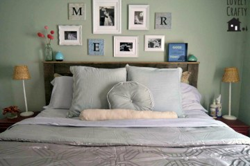 Bedroom Update - New Bedding!