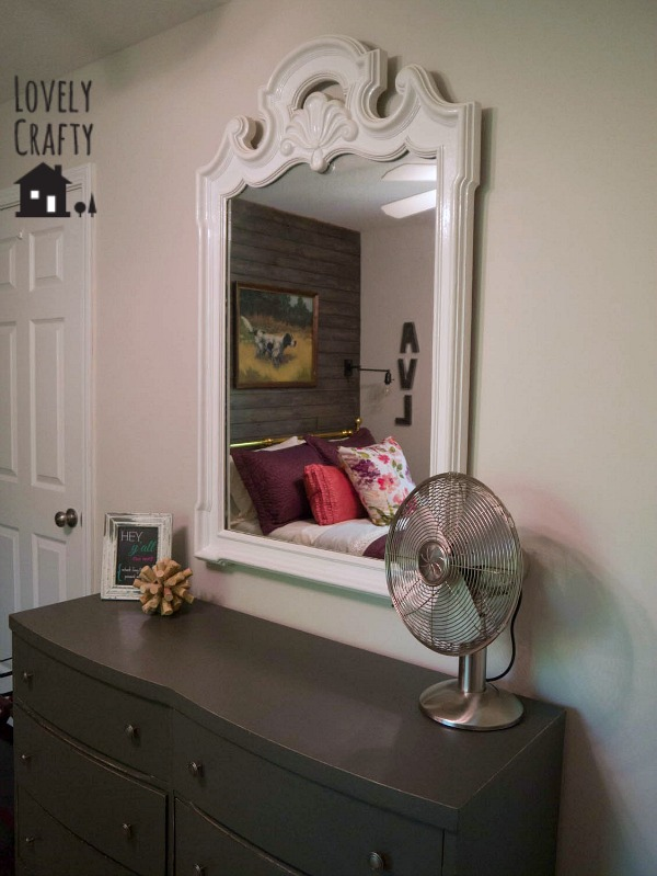 Large Guest Room Mirror