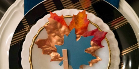 diy-leaf-placecards