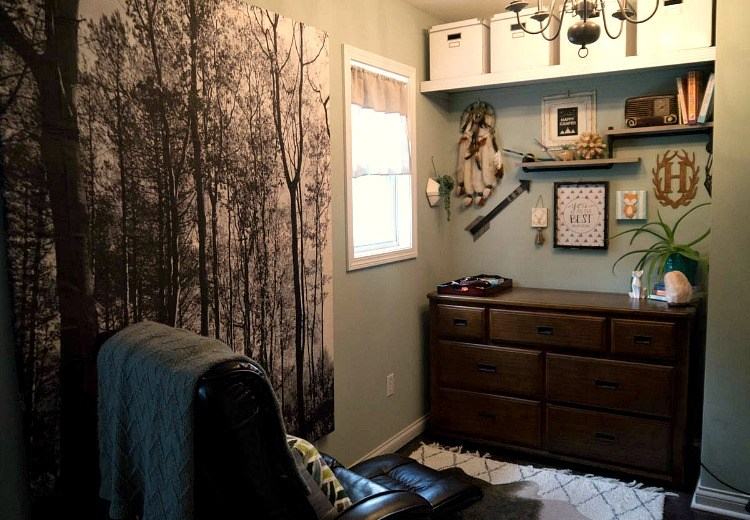 DIY Giant Wall Art