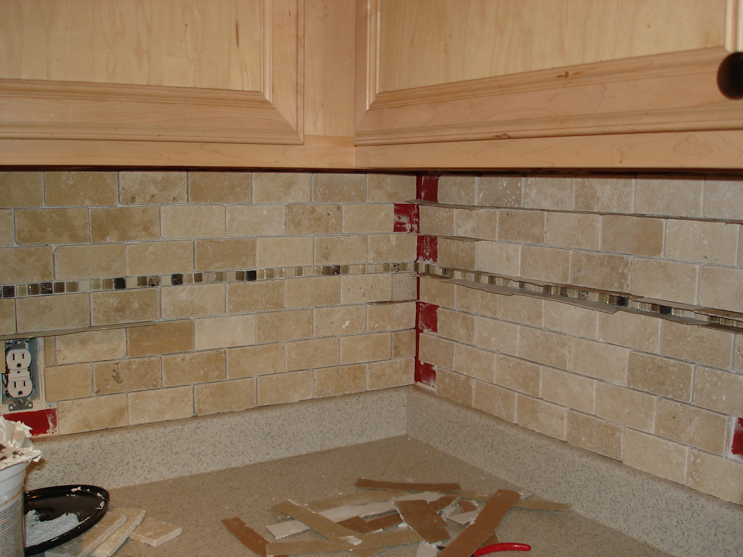 tutorial tile kitchen back splash backsplash tiles for kitchen