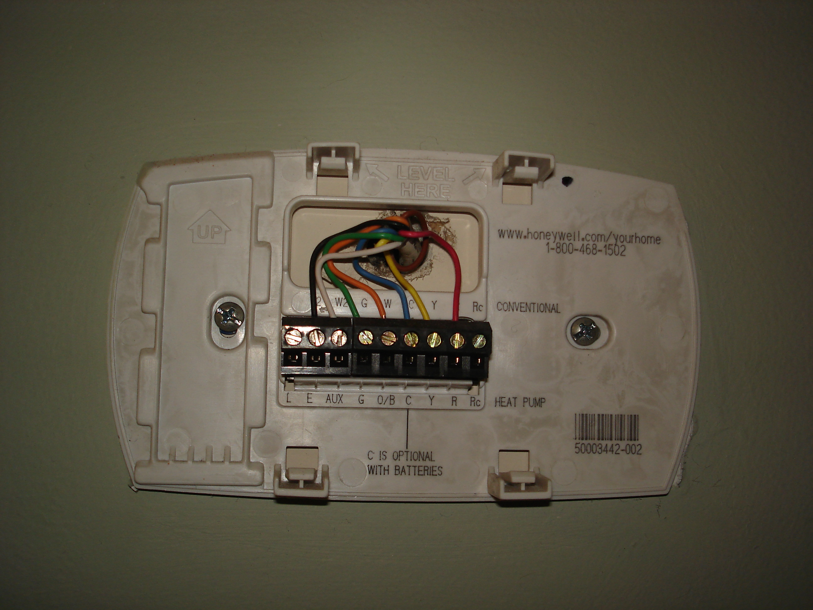 thermostat wiring 8 wires thermostat free engine image for user manual