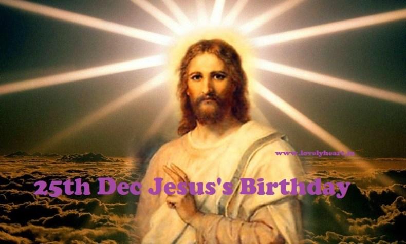 jesus-christ Happy Birthday