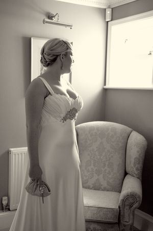 Beautiful Jenny Packham Gown...