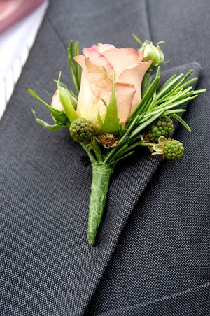 Beautiful buttonholes...