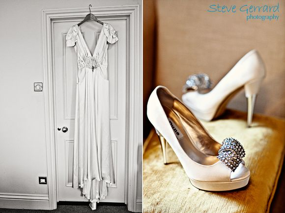 Art Deco Divine & Jenny Packham Perfection... (Weddings )