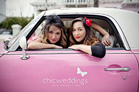 Chic Weddings in Italy ~ Italian Wedding Planners at Your Service... (Weddings )