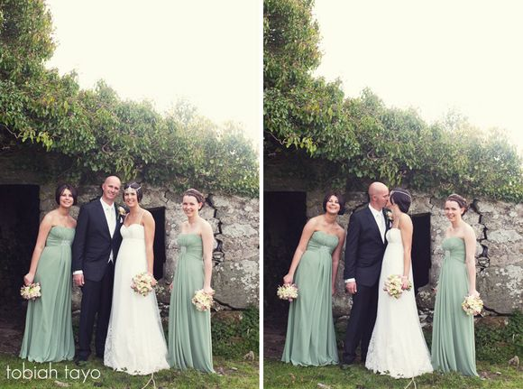A Wedding in Wales And A Headdress From Heaven... (Weddings )