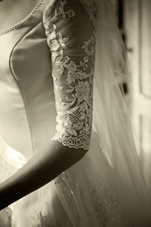 Pearls, Lace and the Elegance of Grace... (Weddings )
