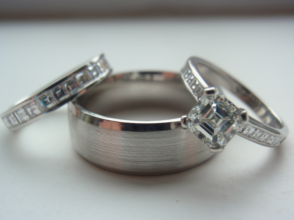 Win £250 and an Opportunity To Design Your Own Wedding Rings... (Weddings )