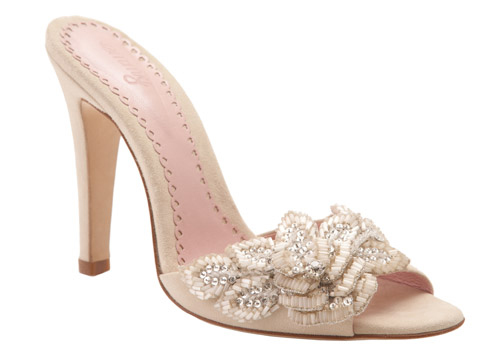 Emmy Shoes - An Exclusive First Look At The New 'Love Letters' Collection of Wedding Shoes... (Weddings )