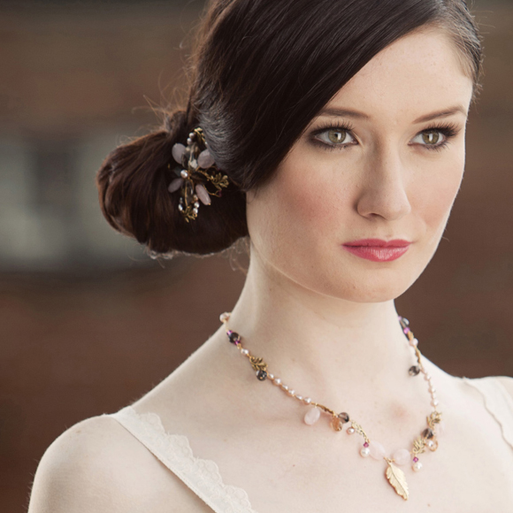 Yarwood-White Launch New Coloured Jewellery Collection For