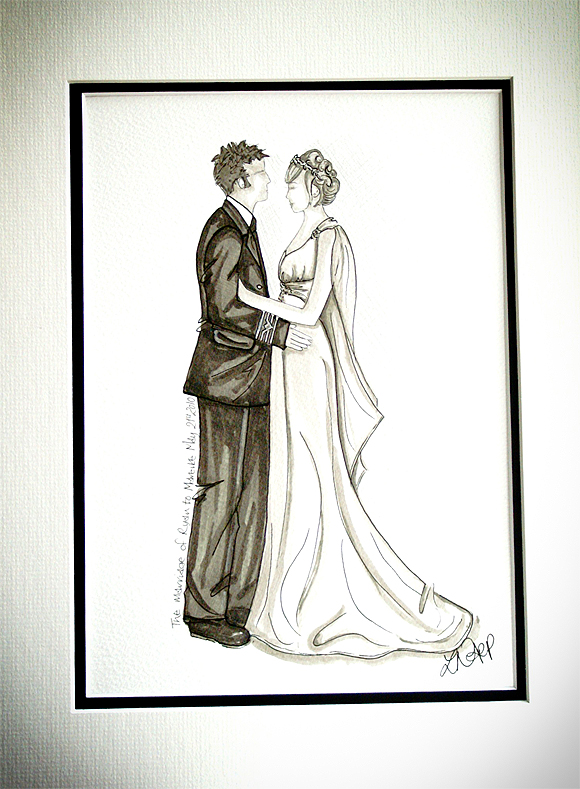 Bespoke Bridal Portraits, by 'Picture My Dress'... ()
