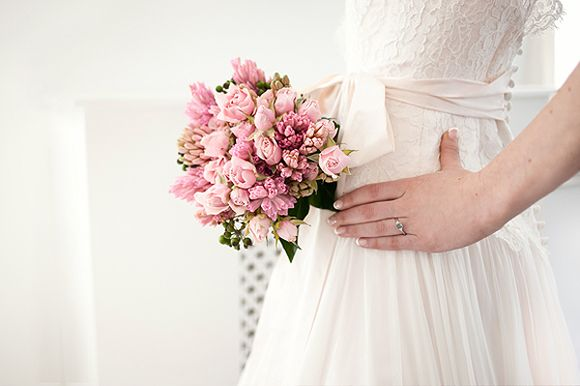 Bridal Inspiration ~ Pretty Pastel and Coral Pink Perfection... (Styled Shoots )