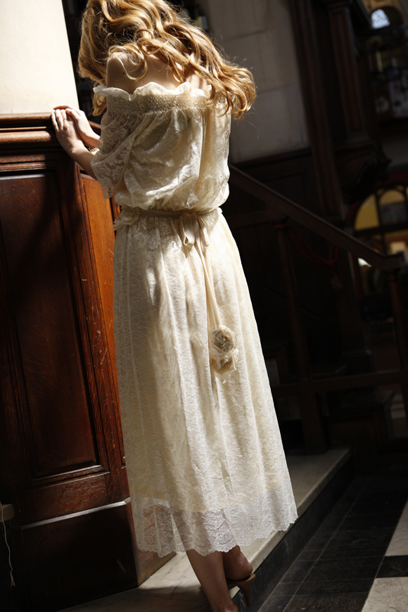 Minna ~ Eco Luxe Vintage, Handmade and Ethical Wedding Dresses... ()