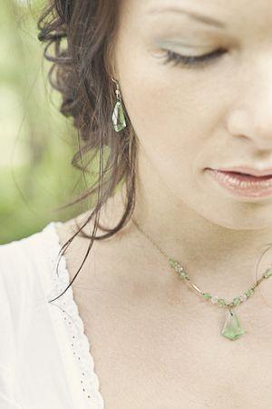 Cottingley Fairies Inspired Woodland Bride Photoshoot... (Weddings )