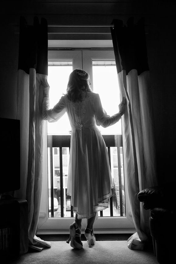 And The Bride Wore Her Mother's Wedding Dress... (Weddings )