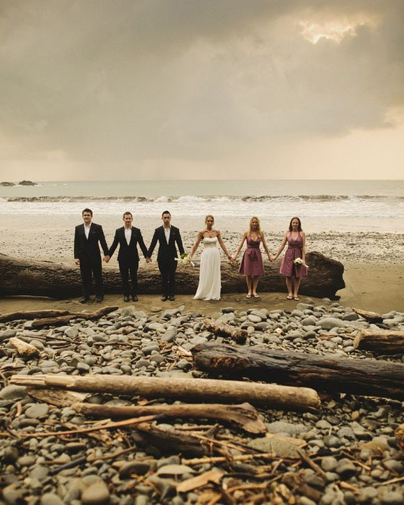 Costa Rica Weddings: Costa Rica Destination Wedding For A Beach Beautiful Bride