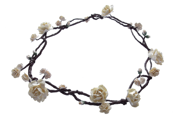 Rose Garden Accessories ~ Silk Flowers, Hair Accessories, Pearl and Crystal Jewellery... (Weddings )