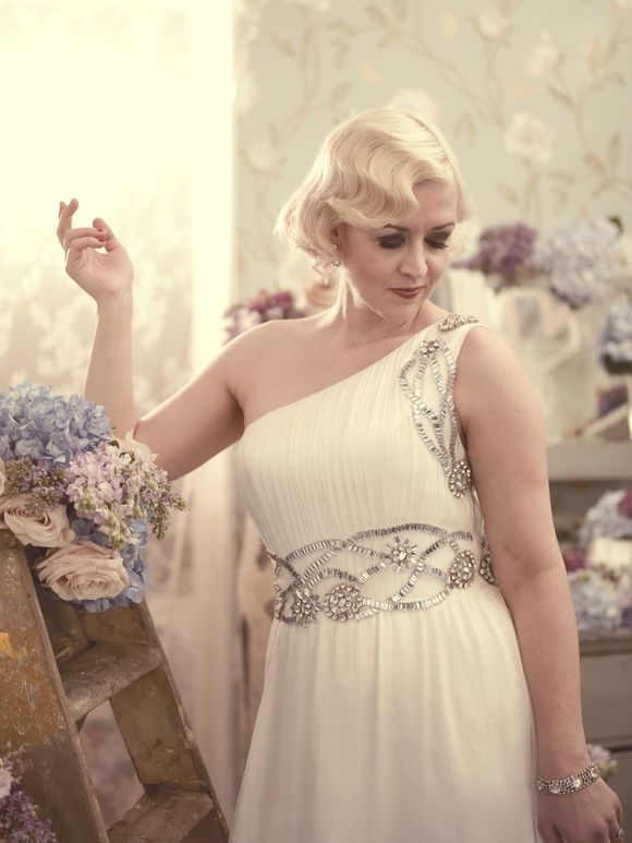 An Interview With Top UK Wedding Hair Stylist, Severin Hubert of 'Hepburn Collection'... (Beauty )