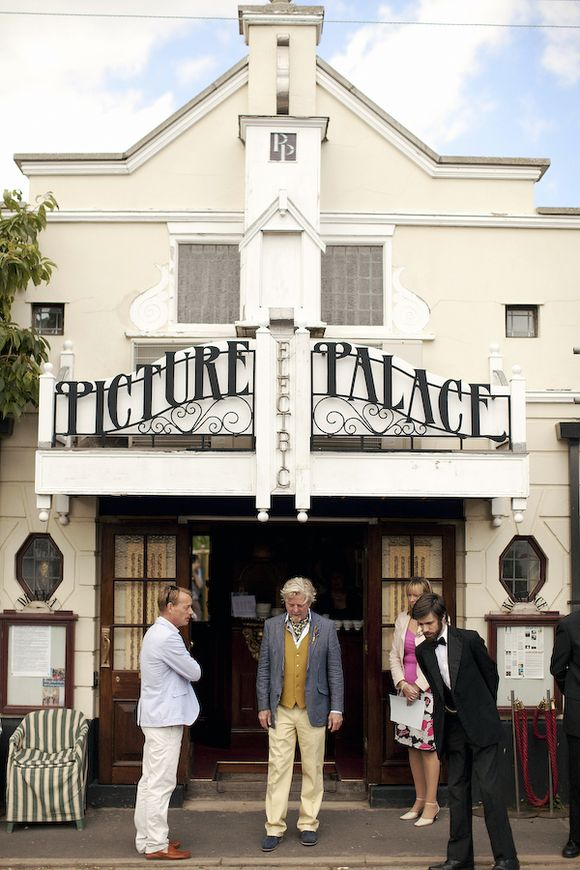 The Picture Palace, Southwold, Suffolk, Wedding Venue