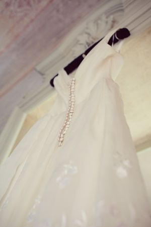 An Original 50's Wedding Dress for a Lakeside Italian Wedding... (Weddings )
