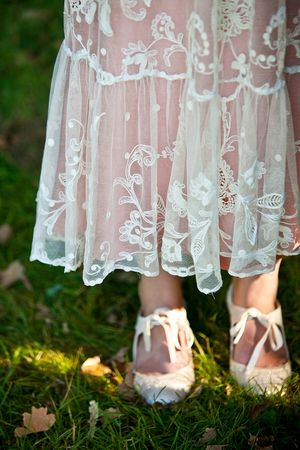 An Original Edwardian Wedding Dress for a Vintage Summer Garden Party Wedding... (Weddings )