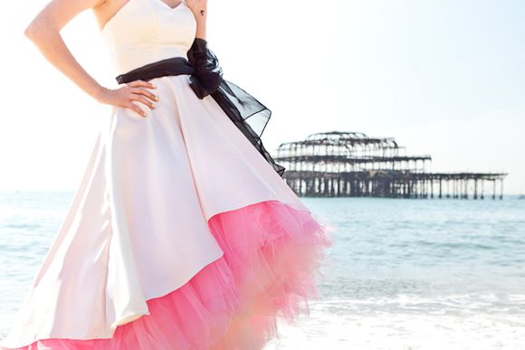 Pink Tulle, Carousels, Sunshine and the Seaside... ()