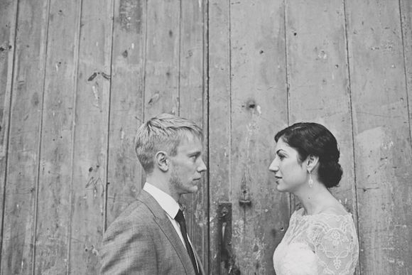 A Vintage Inspired Autumnal Wedding in Shropshire... (Weddings )