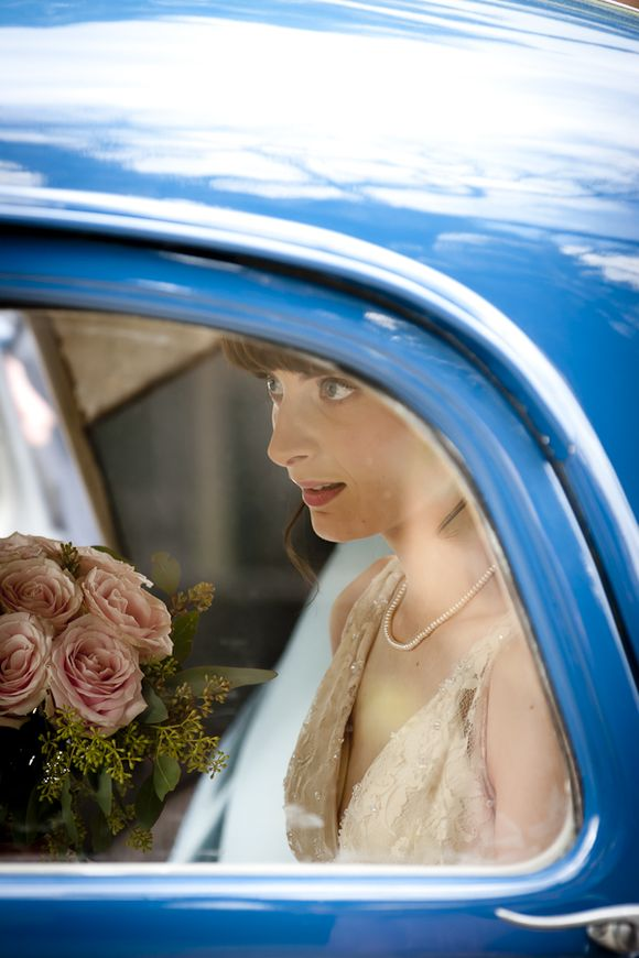 Tabitha by Charlotte Balbier for a Sunny September English Country Wedding... (Weddings )