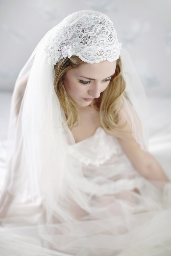 LoveBySusie Vintage Inspired Wedding Veils... ()