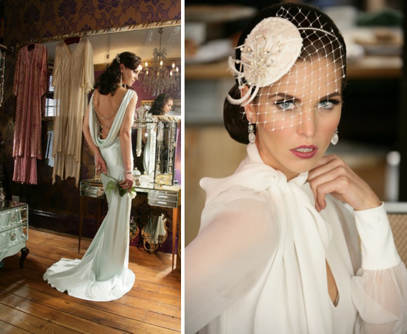 The State of Grace ~ New Nottinghill Boutique and Showroom... (Bridal Fashion )