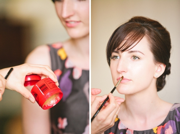 **DIY Makeup Video Tutorial** Red Lipstick... (Beauty DIY Projects )