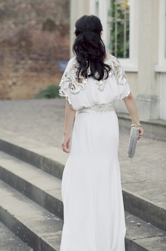 The 'Long Jean' Wedding Dress by Temperley, for a Sunny, Syon Park Celebration... (Weddings )