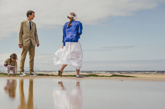 Barefoot in the Sand - A Wedding Photographer's Intimate Wedding on an Irish Beach... (Weddings )