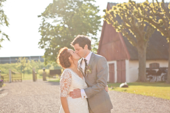 Spring Time in Sweden ~ A Rustic, Vintage and Home-Made Inspired Wedding... (Weddings )
