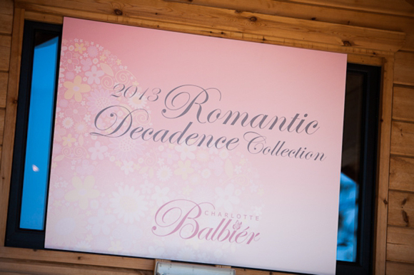 Charlotte Balbier, Romantic Decadence Collection