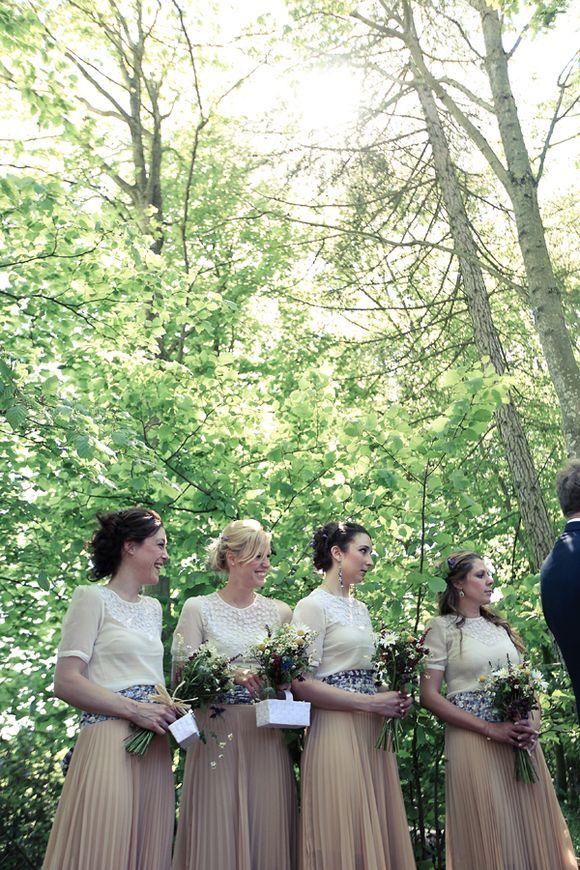 Garden Fete, Daisies and a Woodland Romance... (Weddings )