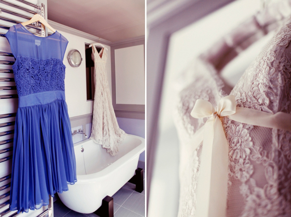 Long Lace and Loveliness ~ A Relaxed London Wedding (Weddings )