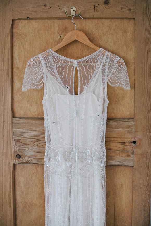 Eden Jenny Packham, Tipi wedding, vintage wedding, 1920s inspired wedding