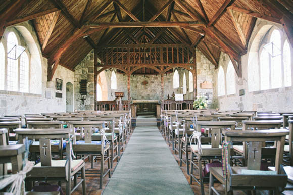 A Jacqueline Byrne Wedding Dress for a Thatched Church Wedding on the Isle of Wight... (Weddings )