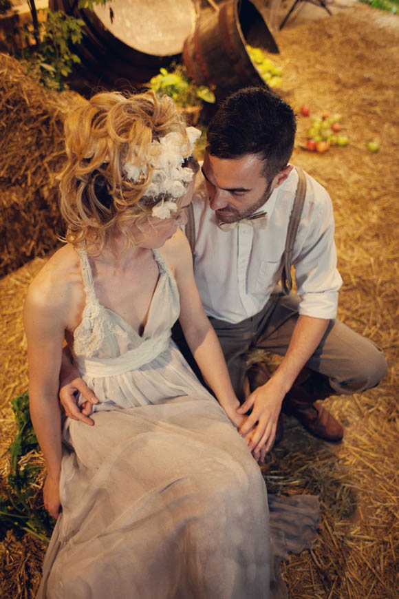 Liliia ~ Beautiful Wedding Dresses Inspired By Folklore, Fairytales and Nature... (Bridal Fashion )