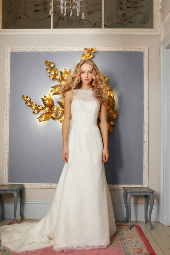 Alan Hannah Mia Mia Collection, wedding gowns designed and handmade in England